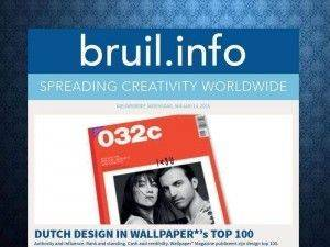Subscribe to our newsletter Bruil.info