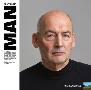 Fantastic Man 31 – Rem Koolhaas