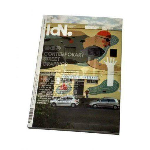 IdN Volume 23: Contemporary Street Graphics — New Trends in Street Art