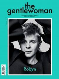 The Gentlewoman 10 featuring Robyn on the cover