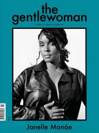 The Gentlewoman 22 - Janelle Monae