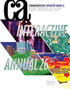 Communication Arts 433 – Interactive Annual 26