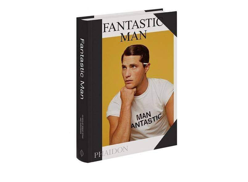 10 years of Fantastic Man: Fantastic Book