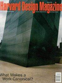 Harvard Design Magazine 14