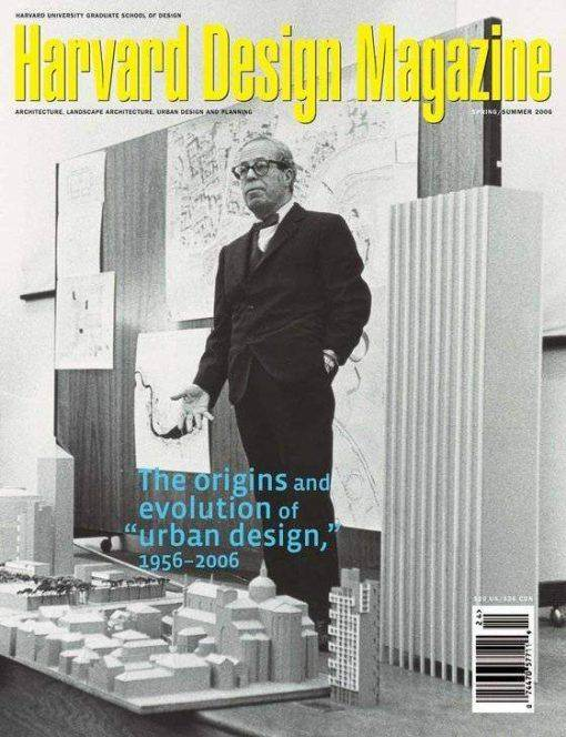 Harvard Design Magazine 24