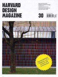 Harvard Design Magazine 30