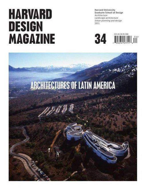 Harvard Design Magazine 34