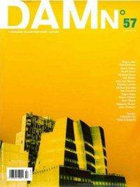 DAMn° 57 magazine on art, design, social design, architecture