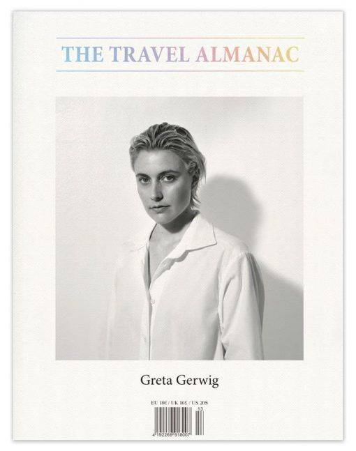 The Travel Almanac 13 - Greta Gerwig