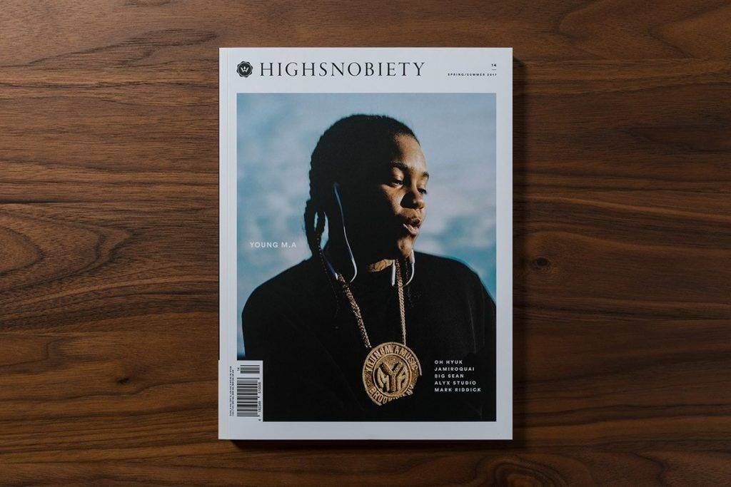 Highsnobiety 14 featuring Big Sean, Young M.A., Jay Kay and Oh Hyuk