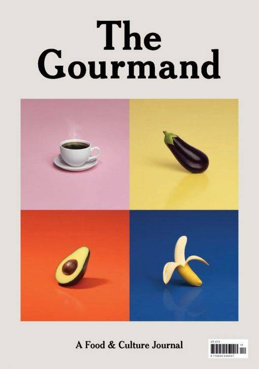 The Gourmand 10 creative magazine on food and culture
