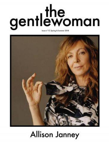 THE GENTLEWOMAN 17 Allison Janney | a profile