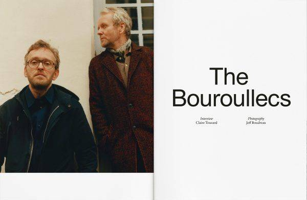 The Bouroullec Brothers in The Plant