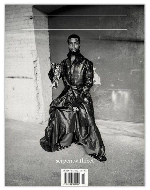The Travel Almanac 14 - Serpentwithfeet
