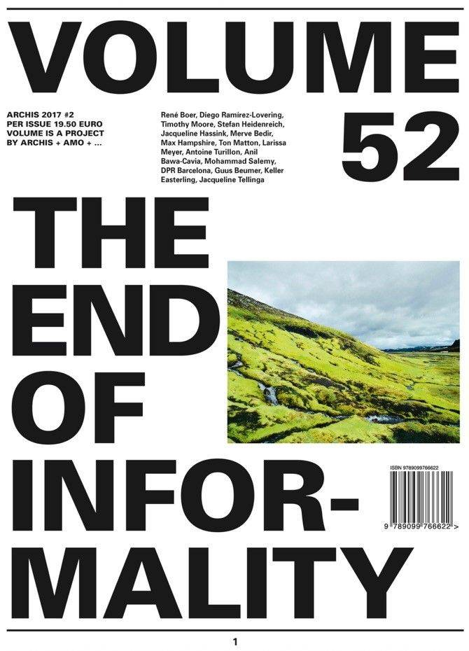 4243469531f Volume 52 - The End of Informality