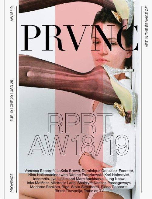 PROVENCE REPORT AW 18/19