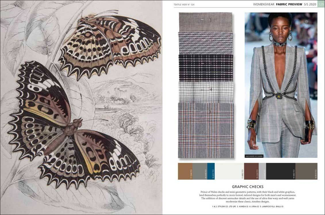 Textile View Magazine 124 Trends Magazine At Www Bruil Info