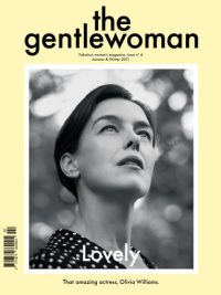 The Gentlewoman 4 - Olivia Williams