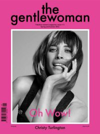 The Gentlewoman 5 - Christy Turlington