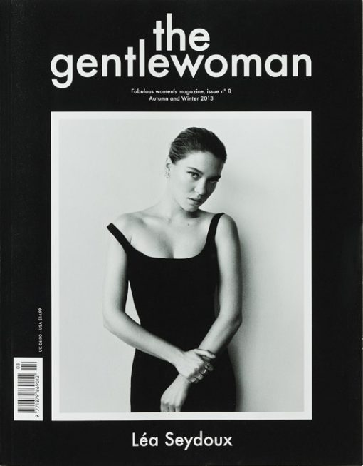The Gentlewoman 8 - Léa Seydoux