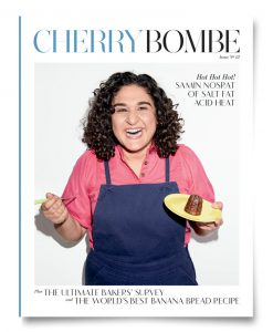 Cherry Bombe 13 – The Baker's Dozen