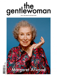 The Gentlewoman 20 - Margaret Atwood