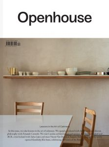 Openhouse 12 – Art of Calmness