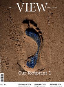 Textile View Magazine 129 – Our footprint 1