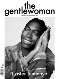 The Gentlewoman 21 - Caster Semenya