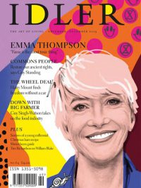 Idler 69 - Emma Thompson
