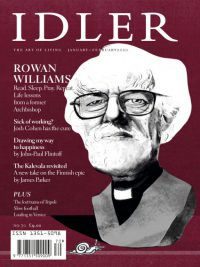 Idler 70 - Rowan Williams