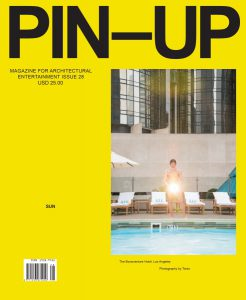 PIN-UP 28 – SUN (yellow cover)