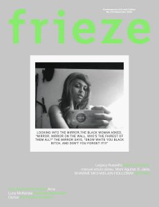 Frieze 213 – Legacy Russell