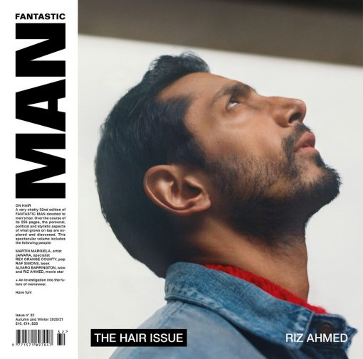 Fantastic Man 32 - The Hair Issue