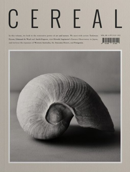 CEREAL 20 - Art and Nature