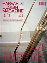Harvard Design Magazine 48
