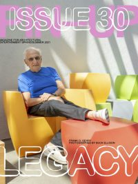 PIN-UP 30 - LEGACY - Frank Gehry