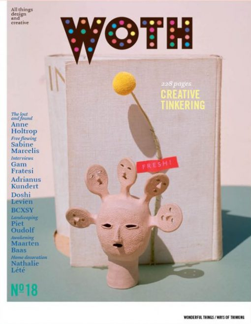 WOTH 18 - Creative Tinkering